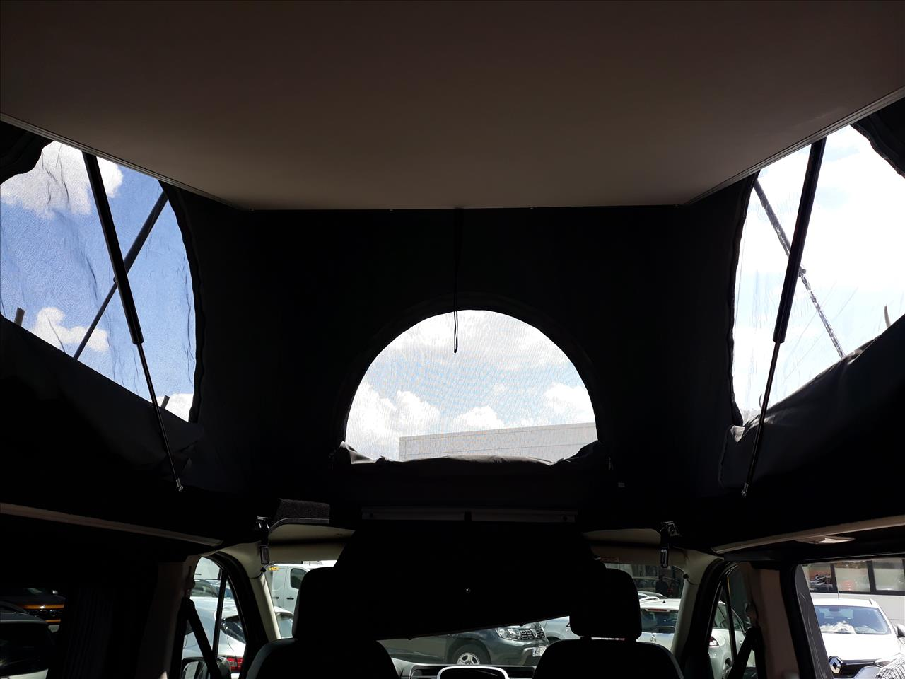 Renault TRAFIC Trafic 2.0 dCi L2H1 HD Pack Clim EDC (bryg.) 2020